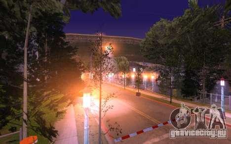 New Grove Street 50 для GTA San Andreas четвёртый скриншот