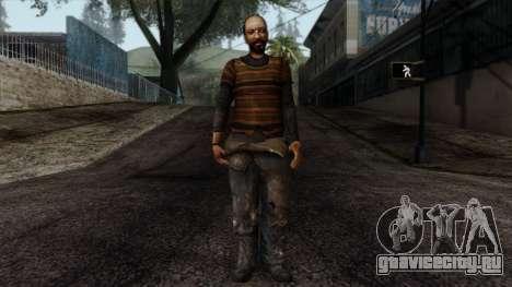 GTA 4 Skin 52 для GTA San Andreas