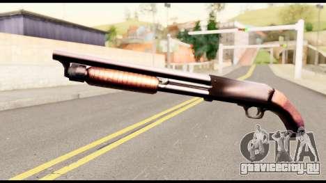 M37 from Metal Gear Solid для GTA San Andreas