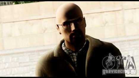 Heisenberg from Breaking Bad для GTA San Andreas