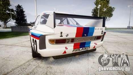 BMW 3.0 CSL Group4 [32] для GTA 4 вид сзади слева