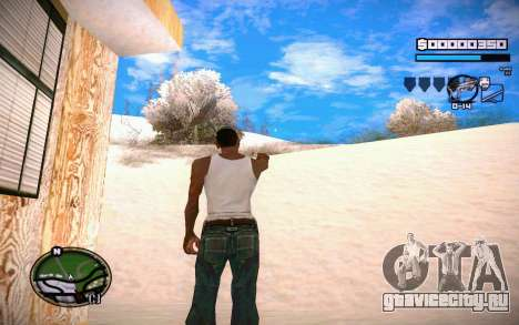 HUD GOSKA для GTA San Andreas