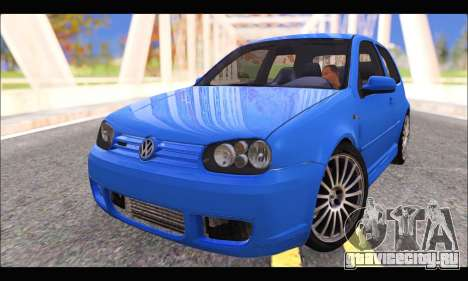 VW Golf R32 - Stock для GTA San Andreas