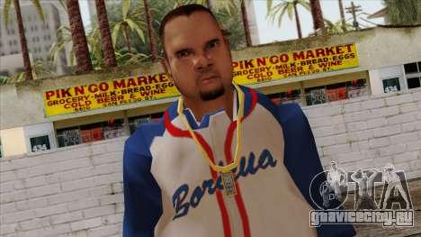 GTA 4 Skin 20 для GTA San Andreas третий скриншот