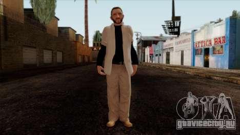 GTA 4 Skin 50 для GTA San Andreas