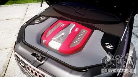 Audi Q7 2009 ABT Sportsline [Update] rims2 для GTA 4 вид изнутри