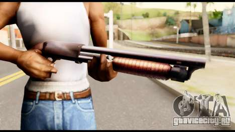 M37 from Metal Gear Solid для GTA San Andreas третий скриншот