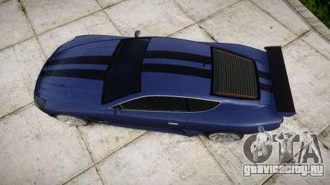 Dewbauchee Super GT Tuning v3.0 для GTA 4 вид справа