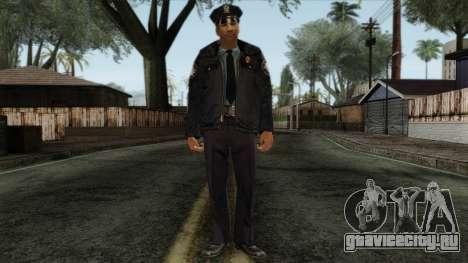 Police Skin 11 для GTA San Andreas