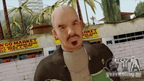 GTA 4 Skin 60 для GTA San Andreas