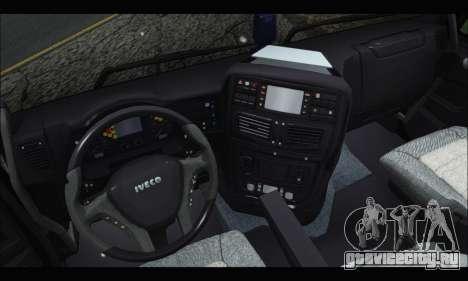 Iveco Trakker 2014 Snow (IVF & ADD) для GTA San Andreas вид справа