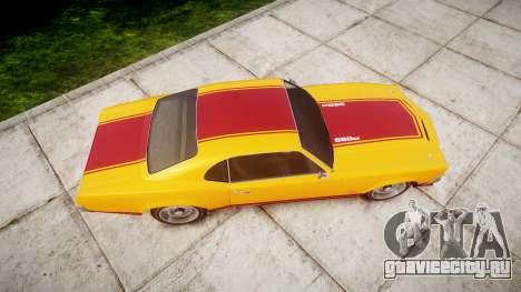 Declasse Sabre GT Little Wheel для GTA 4 вид справа