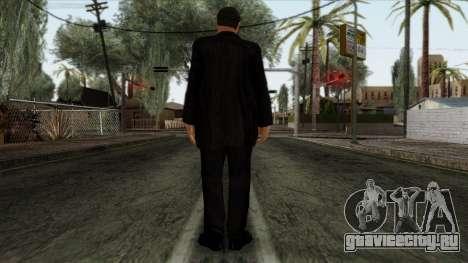 GTA 4 Skin 80 для GTA San Andreas второй скриншот