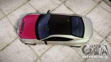 Toyota GT-86 RocketBunny для GTA 4 вид справа