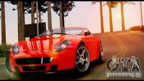 GTA 5 Dewbauchee Rapid GT Coupe [IVF] для GTA San Andreas
