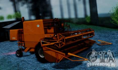 FMZ BIZON Super Z056 1985 Orange для GTA San Andreas