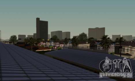 Behind Space Of Realities: American Dream для GTA San Andreas восьмой скриншот