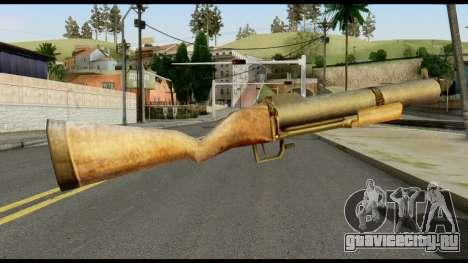 M79 from Max Payne для GTA San Andreas второй скриншот