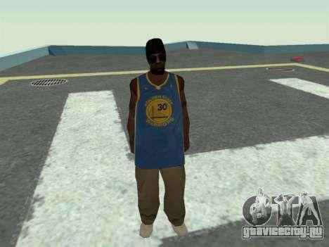 Ballas1 New Skin для GTA San Andreas
