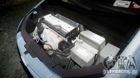 Hyundai Getz 2006 for ENB для GTA 4 вид сбоку