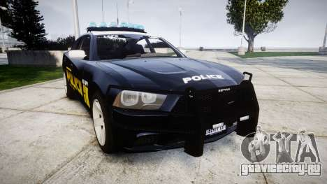 Dodge Charger RT 2013 LCPD [ELS] для GTA 4