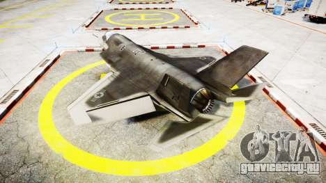 Lockheed F-35B Lightning II для GTA 4