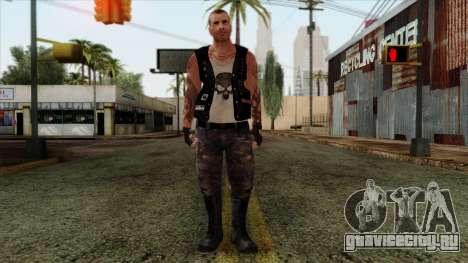 GTA 4 Skin 56 для GTA San Andreas
