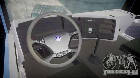 Scania 94G 300 для GTA 4 вид сзади