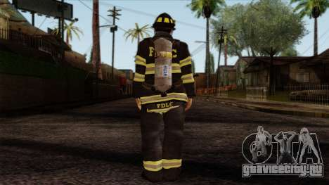 GTA 4 Skin 54 для GTA San Andreas второй скриншот