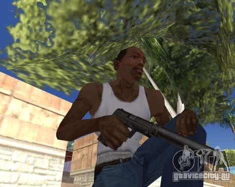 HD Weapon Pack для GTA San Andreas двенадцатый скриншот