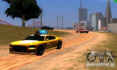 Новые маршруты транспорта для GTA San Andreas второй скриншот