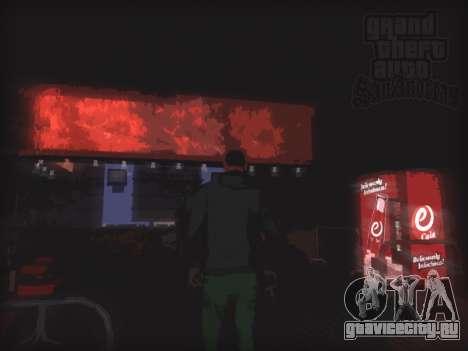 Новые загрузочные экраны для GTA San Andreas четвёртый скриншот