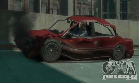 Big Car Damage для GTA 4