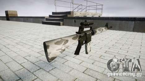 Винтовка M16A2 [optical] yukon для GTA 4 второй скриншот
