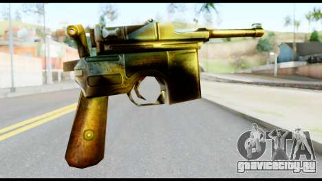 Mauser from Metal Gear Solid для GTA San Andreas второй скриншот