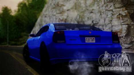 Bravado Buffalo Sedan v1.0 (IVF) для GTA San Andreas вид слева