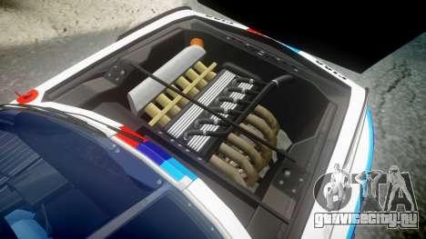 BMW 3.0 CSL Group4 [32] для GTA 4 вид сзади