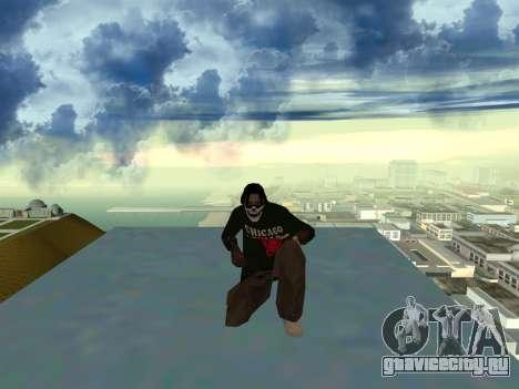 New Fam2 для GTA San Andreas четвёртый скриншот