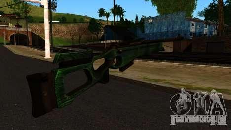 СВ-98 без Сошек и Прицела для GTA San Andreas второй скриншот