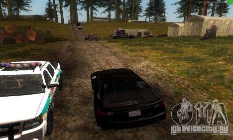 Новые маршруты транспорта для GTA San Andreas шестой скриншот