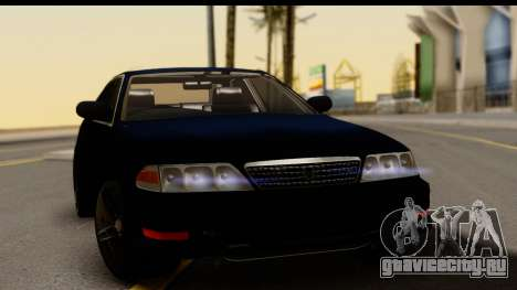Toyota Mark 2 100 для GTA San Andreas вид справа