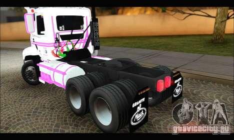 Mack Vision Pinnacle 2010 для GTA San Andreas