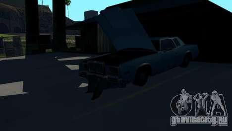 Оживление заправок San Fierro Country для GTA San Andreas шестой скриншот
