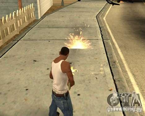GTA 5 Effects для GTA San Andreas пятый скриншот