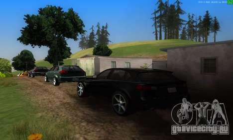 Новые маршруты транспорта для GTA San Andreas пятый скриншот