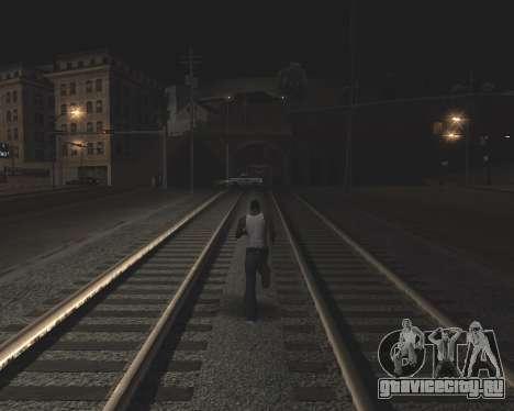 Colormod High Black для GTA San Andreas девятый скриншот
