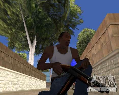 HD Weapon Pack для GTA San Andreas четвёртый скриншот