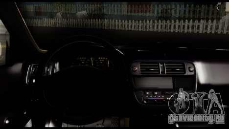 Honda Civic 1.4 Mehmet ALAN для GTA San Andreas вид сзади слева