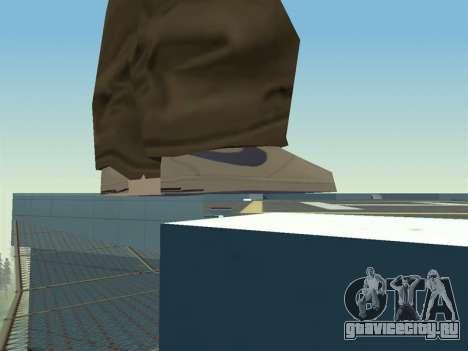 Ballas1 New Skin для GTA San Andreas пятый скриншот