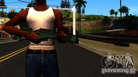 СВ-98 без Сошек и Прицела для GTA San Andreas третий скриншот